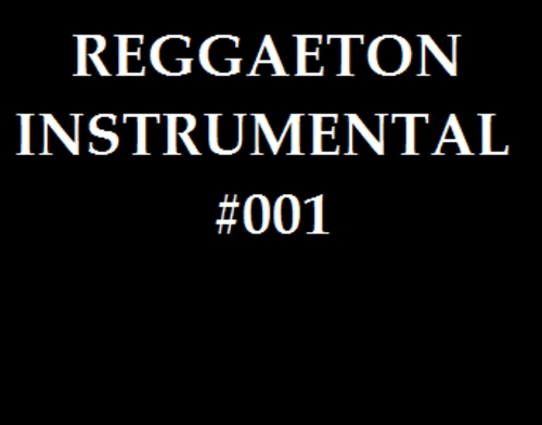 Product picture Reggaeton Instrumental 001